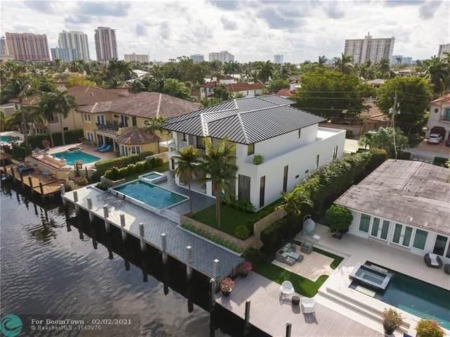 2407 Sea Island Dr, Fort Lauderdale, FL 33301 (#F10269312) :: Michael Kaufman Real Estate