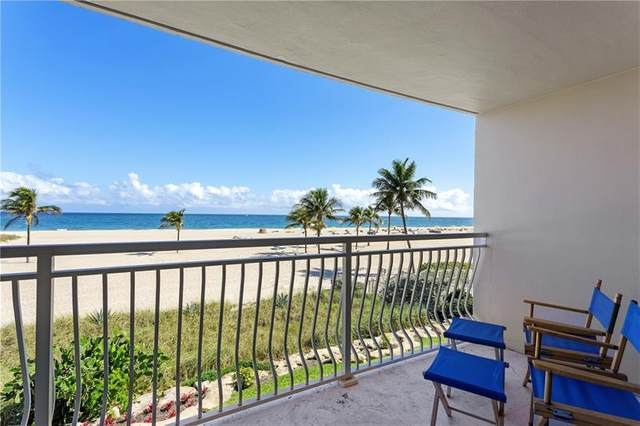 1710 S Ocean Ln #203, Fort Lauderdale, FL 33316 (#F10269351) :: Signature International Real Estate