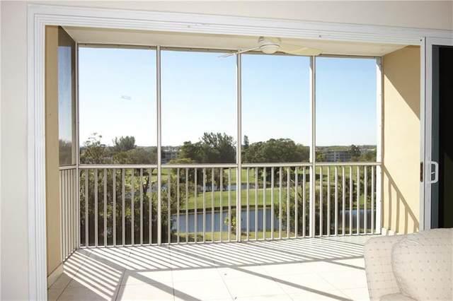 3000 N Palm Aire Dr #602, Pompano Beach, FL 33069 (#F10269373) :: Signature International Real Estate