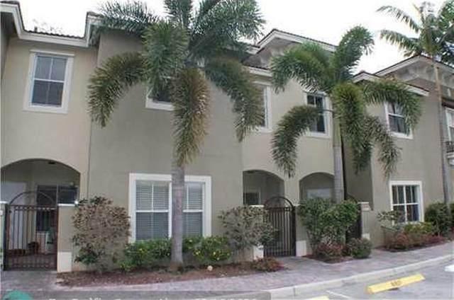 3543 Merrick Ln #103, Margate, FL 33063 (MLS #F10269375) :: Green Realty Properties
