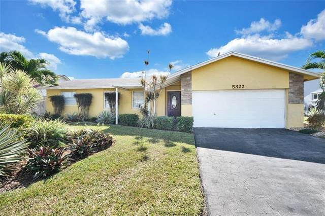 5322 NW 29th Ct, Margate, FL 33063 (MLS #F10269976) :: Castelli Real Estate Services