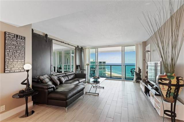 333 NE 21st Ave #1802, Deerfield Beach, FL 33441 (#F10270254) :: Signature International Real Estate