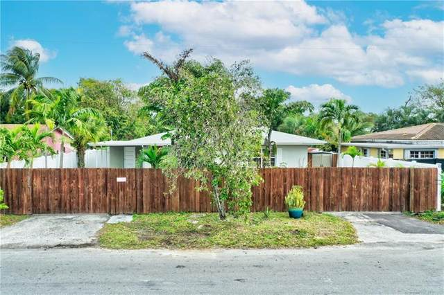 1620 NW 7TH TER, Fort Lauderdale, FL 33311 (MLS #F10270315) :: Berkshire Hathaway HomeServices EWM Realty