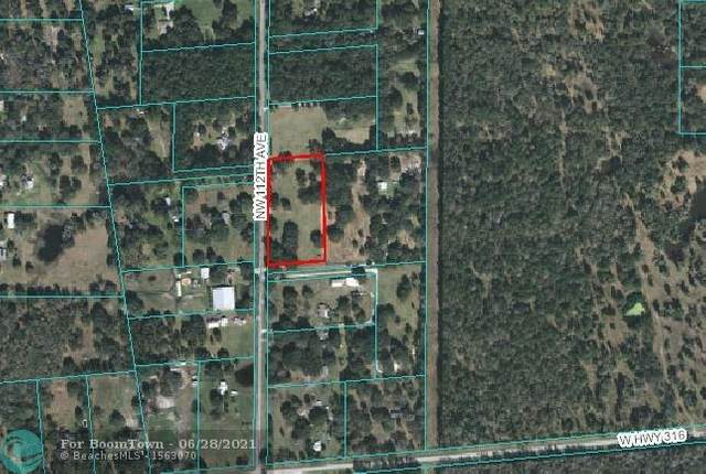 00 NW 112th Ave, Other City - In The State Of Florida, FL 32686 (MLS #F10270989) :: Castelli Real Estate Services