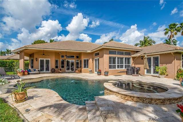 11820 NW 11th Ct, Coral Springs, FL 33071 (MLS #F10271205) :: Castelli Real Estate Services