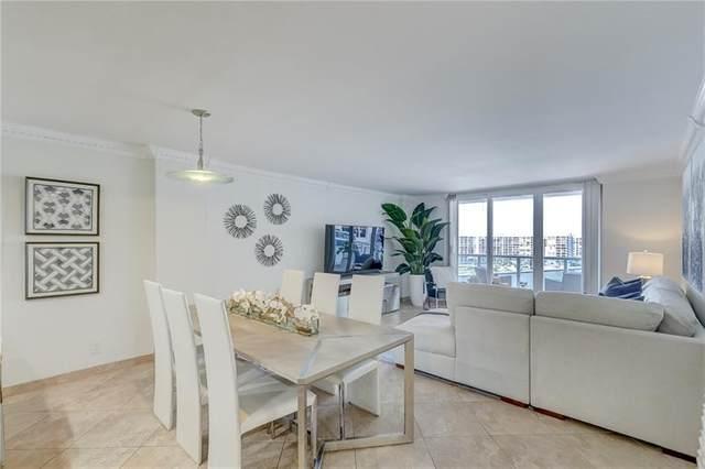 3800 S Ocean Dr #801, Hollywood, FL 33019 (#F10271387) :: Signature International Real Estate
