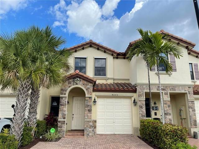 4073 Allerdale Pl #4073, Coconut Creek, FL 33073 (MLS #F10271412) :: Castelli Real Estate Services