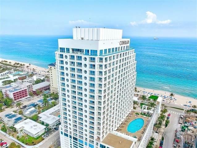551 N Fort Lauderdale Beach Blvd #2302, Fort Lauderdale, FL 33304 (#F10271710) :: Ryan Jennings Group