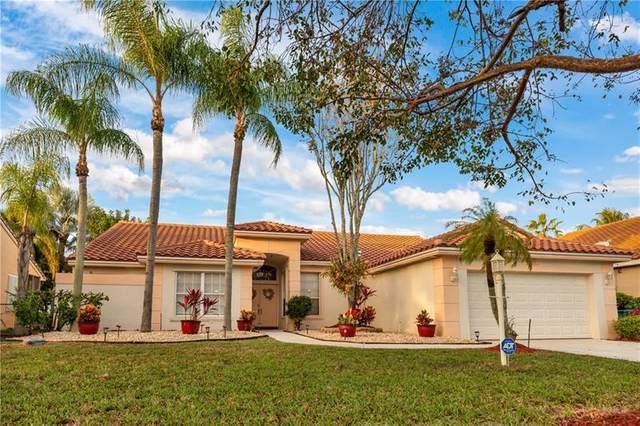 9175 NW 41st Manor, Coral Springs, FL 33065 (MLS #F10271788) :: Green Realty Properties