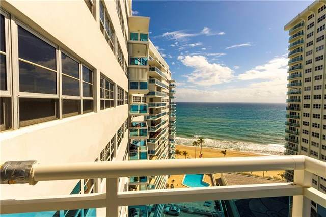 3430 Galt Ocean #1411, Fort Lauderdale, FL 33308 (#F10271884) :: Baron Real Estate