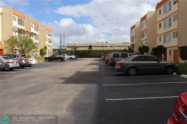 2301 NW 41st Ave #307, Lauderhill, FL 33313 (#F10272046) :: Baron Real Estate