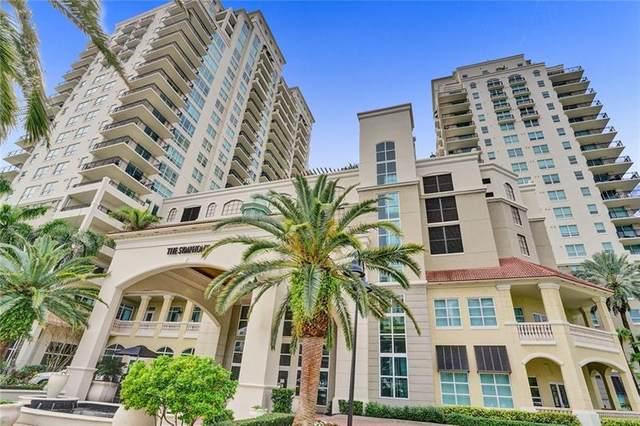 610 W Las Olas Blvd 1519N, Fort Lauderdale, FL 33312 (MLS #F10272435) :: Green Realty Properties