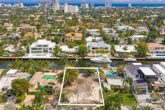 416 Coconut Isle Dr, Fort Lauderdale, FL 33301 (#F10272521) :: Ryan Jennings Group