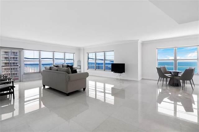 3850 Galt Ocean Dr #1611, Fort Lauderdale, FL 33308 (MLS #F10272613) :: Berkshire Hathaway HomeServices EWM Realty