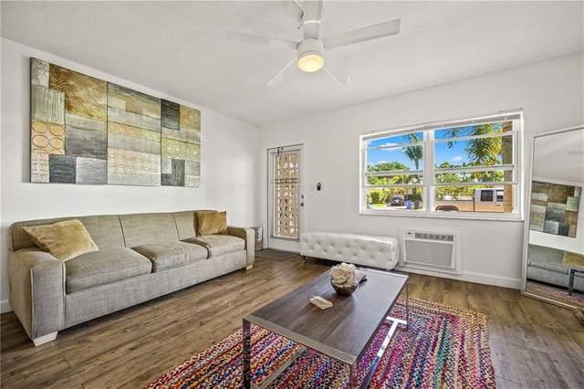 2111 NE 56th St #108, Fort Lauderdale, FL 33308 (#F10272638) :: Baron Real Estate
