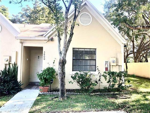 3600 NW 83rd Ln #3600, Sunrise, FL 33351 (MLS #F10272681) :: The Jack Coden Group
