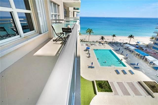 3900 Galt Ocean Drive #704, Fort Lauderdale, FL 33308 (#F10272942) :: The Rizzuto Woodman Team