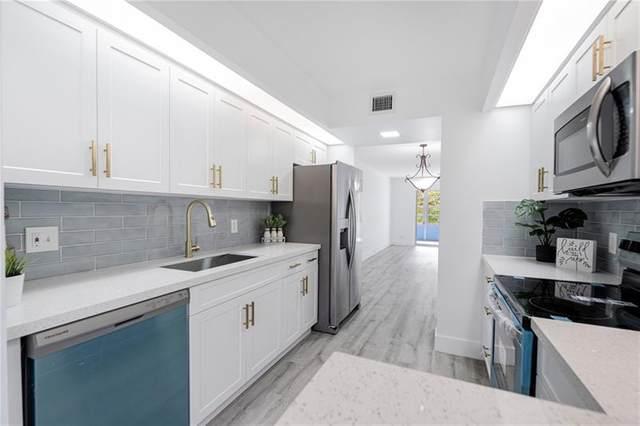 12600 SW 5th Ct 305L, Pembroke Pines, FL 33027 (MLS #F10272966) :: Green Realty Properties