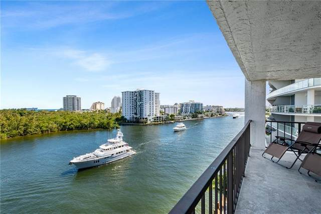 936 Intracoastal Dr 8H, Fort Lauderdale, FL 33304 (#F10273164) :: The Rizzuto Woodman Team