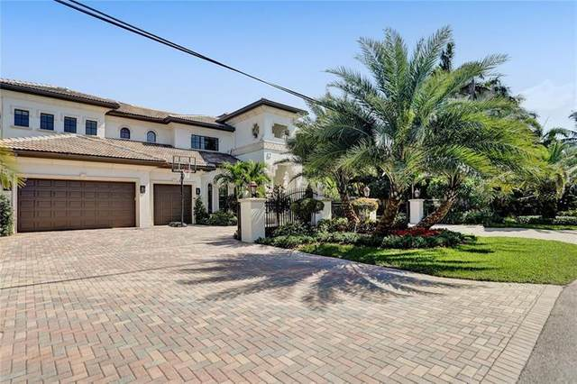 2716 NE 30th Ave, Lighthouse Point, FL 33064 (MLS #F10273291) :: Castelli Real Estate Services
