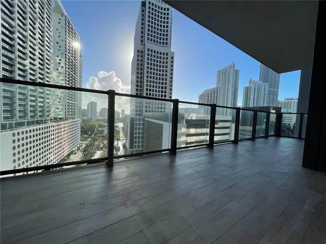 68 SE 6th St #909, Miami, FL 33131 (MLS #F10273574) :: Green Realty Properties
