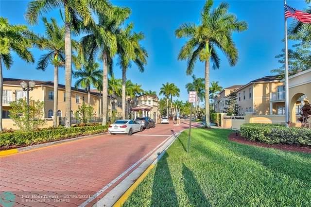 4475 SW 160th Ave #203, Miramar, FL 33027 (#F10273713) :: Michael Kaufman Real Estate