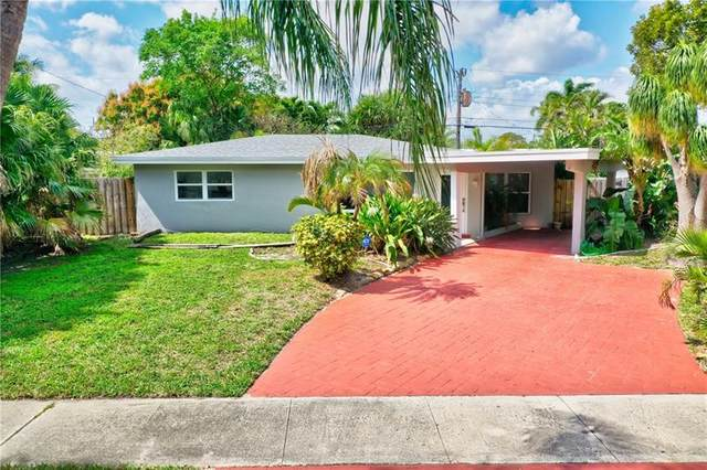 5661 NE 22nd Ave, Fort Lauderdale, FL 33308 (#F10273879) :: Posh Properties