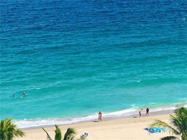 4300 N Ocean Blvd 9K, Fort Lauderdale, FL 33308 (MLS #F10273998) :: Dalton Wade Real Estate Group