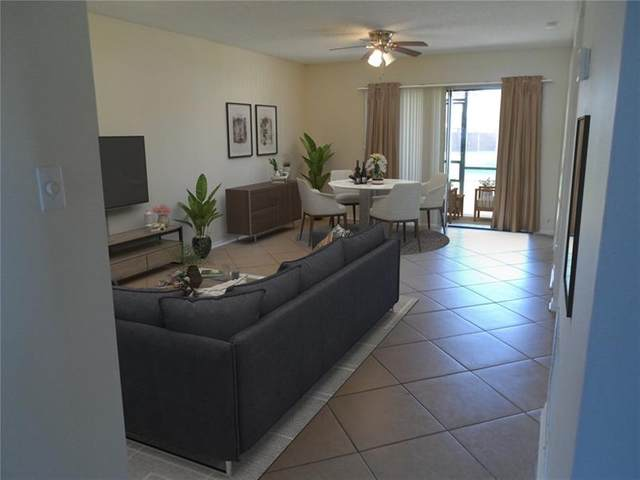 2740 S Oakland Forest Dr #1205, Oakland Park, FL 33309 (#F10274053) :: Baron Real Estate