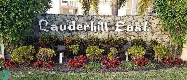 4421 NW 16th St 202G, Lauderhill, FL 33313 (#F10274456) :: Treasure Property Group
