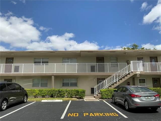 7705 W Atlantic Blvd #206, Margate, FL 33063 (#F10274458) :: Signature International Real Estate