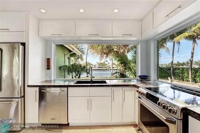 2605 N Riverside Dr, Pompano Beach, FL 33062 (MLS #F10275532) :: Berkshire Hathaway HomeServices EWM Realty