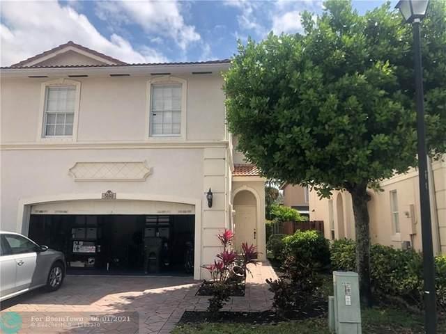5160 Stagecoach Dr, Coconut Creek, FL 33073 (#F10275791) :: Michael Kaufman Real Estate
