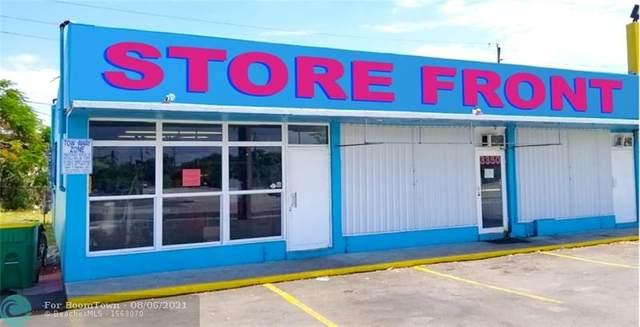 3350 W Broward Blvd, Fort Lauderdale, FL 33312 (MLS #F10276209) :: The MPH Team