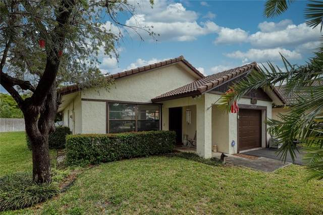 10237 NW 31st St, Coral Springs, FL 33065 (MLS #F10276652) :: The Jack Coden Group