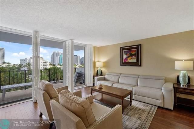 777 Bayshore Drive Bayshore Dr #506, Fort Lauderdale, FL 33304 (#F10276662) :: Michael Kaufman Real Estate