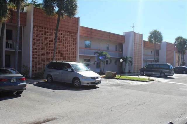 7610 Stirling Rd 204 D, Hollywood, FL 33024 (MLS #F10276704) :: Castelli Real Estate Services