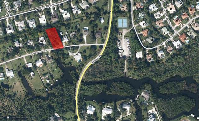 TBD SW Alligator St, Palm City, FL 34990 (#F10276941) :: Baron Real Estate