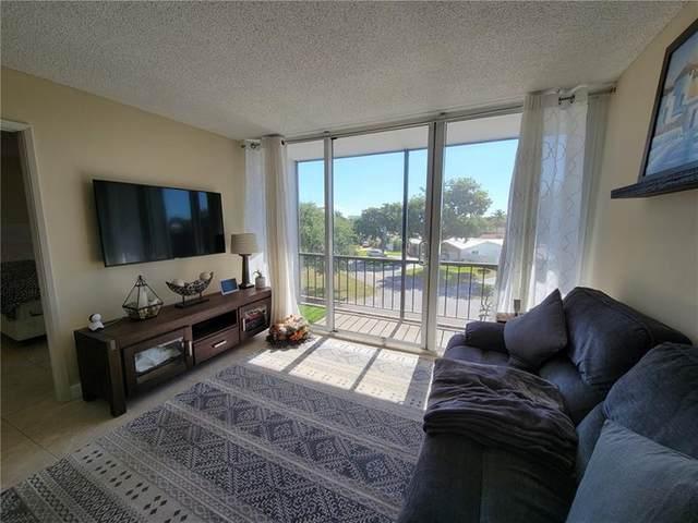 4501 NE 21st Ave #304, Fort Lauderdale, FL 33308 (MLS #F10277032) :: The Howland Group