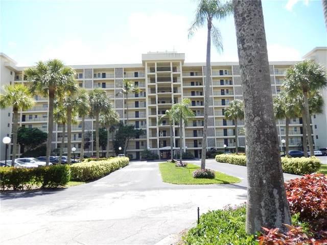 3150 N Palm Aire Dr #406, Pompano Beach, FL 33069 (#F10277217) :: The Rizzuto Woodman Team