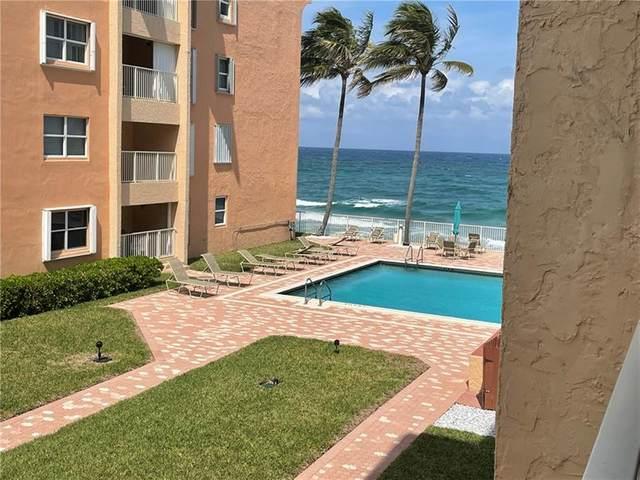 3520 S Ocean Blvd A204, South Palm Beach, FL 33480 (#F10277569) :: Ryan Jennings Group