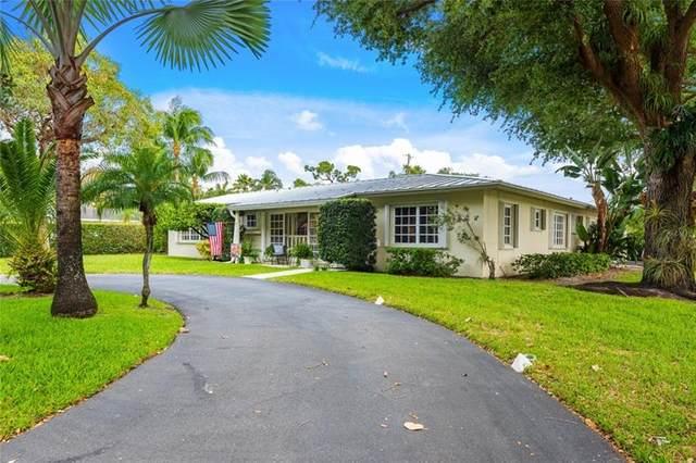 2659 NE 26th Pl, Fort Lauderdale, FL 33306 (#F10277608) :: Posh Properties