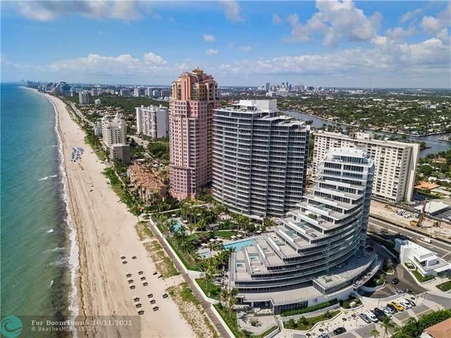 2200 N Ocean Blvd S405, Fort Lauderdale, FL 33305 (MLS #F10277674) :: The MPH Team