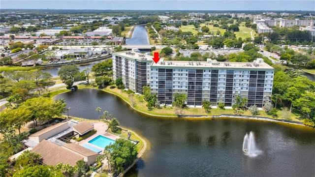2334 S Cypress Bend Dr #608, Pompano Beach, FL 33069 (#F10277745) :: Posh Properties