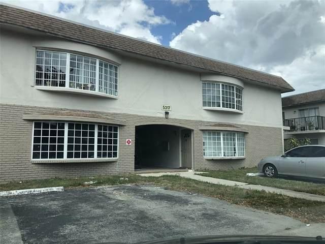 5317 NW 18th St 2B, Lauderhill, FL 33313 (#F10277775) :: Signature International Real Estate