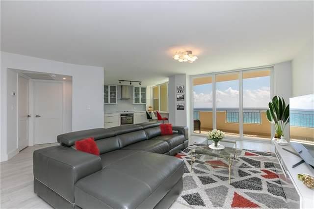 3180 S Ocean Dr #712, Hallandale Beach, FL 33009 (#F10277831) :: Ryan Jennings Group