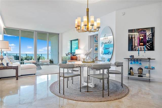 701 N Fort Lauderdale Beach Blvd #704, Fort Lauderdale, FL 33304 (MLS #F10277925) :: The Howland Group