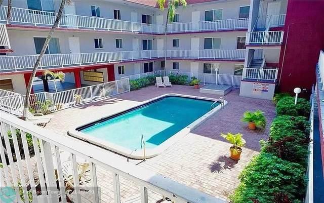 7910 Taft St #102, Pembroke Pines, FL 33024 (#F10278076) :: Michael Kaufman Real Estate