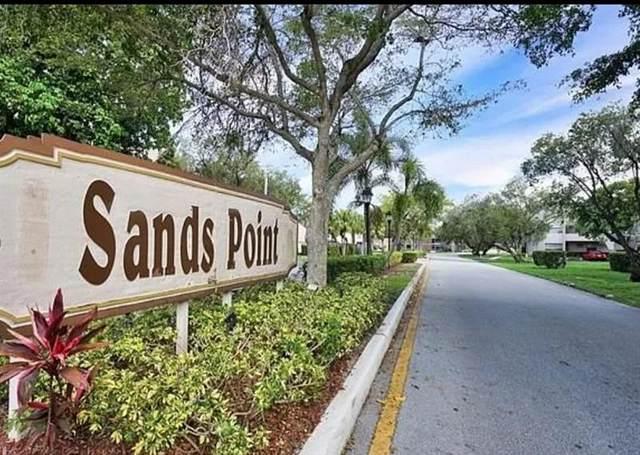 8321 Sands Point Blvd D104, Tamarac, FL 33321 (MLS #F10278097) :: Patty Accorto Team