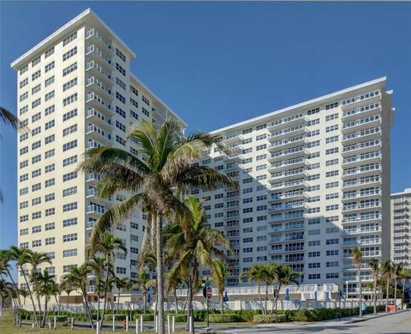 111 N Pompano Beach Blvd #903, Pompano Beach, FL 33062 (#F10278327) :: The Rizzuto Woodman Team